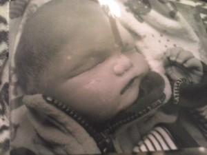 Jake Austin, 37 weeks 2 days
